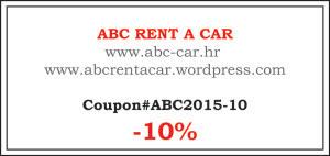 Coupon ABC10