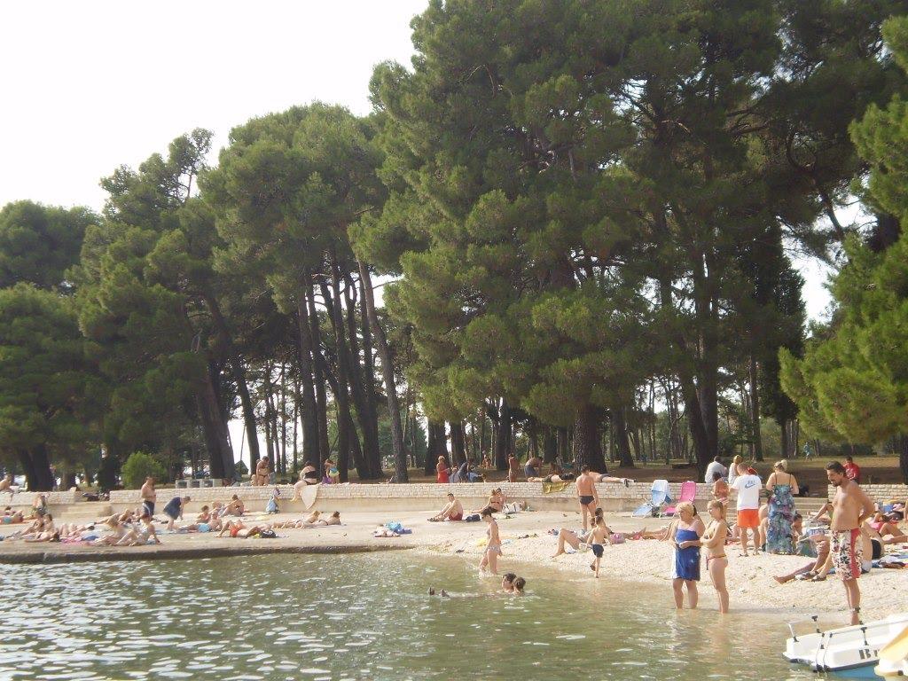Пляж Валбандона