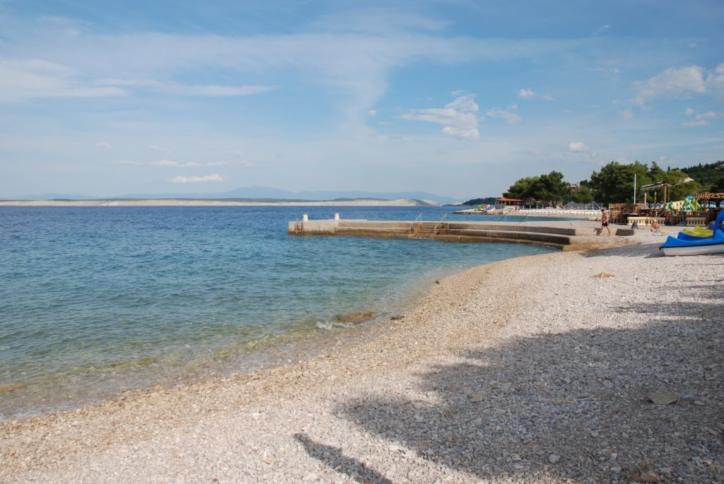 Dramalj Omorika beach