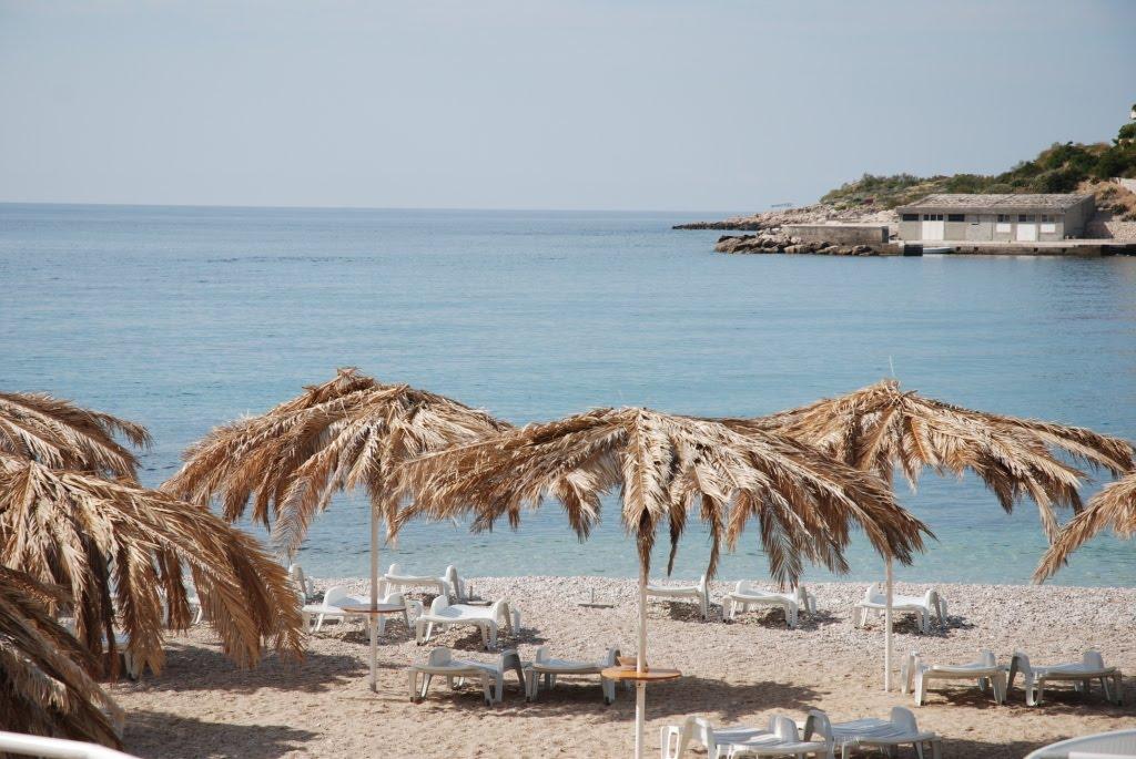 kupari beach
