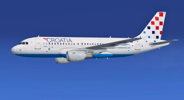 Croatian airlines