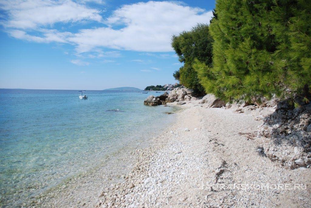 Brist beach