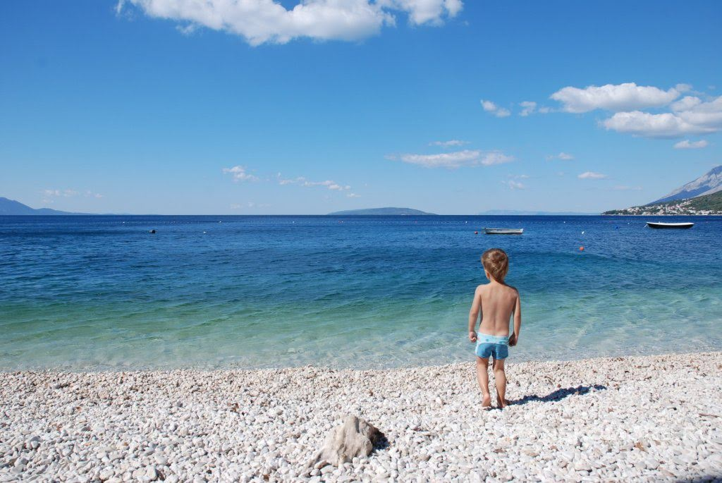Gradac beach