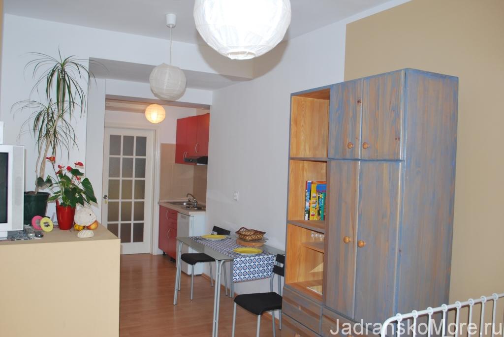 Podgora apartment living room 01