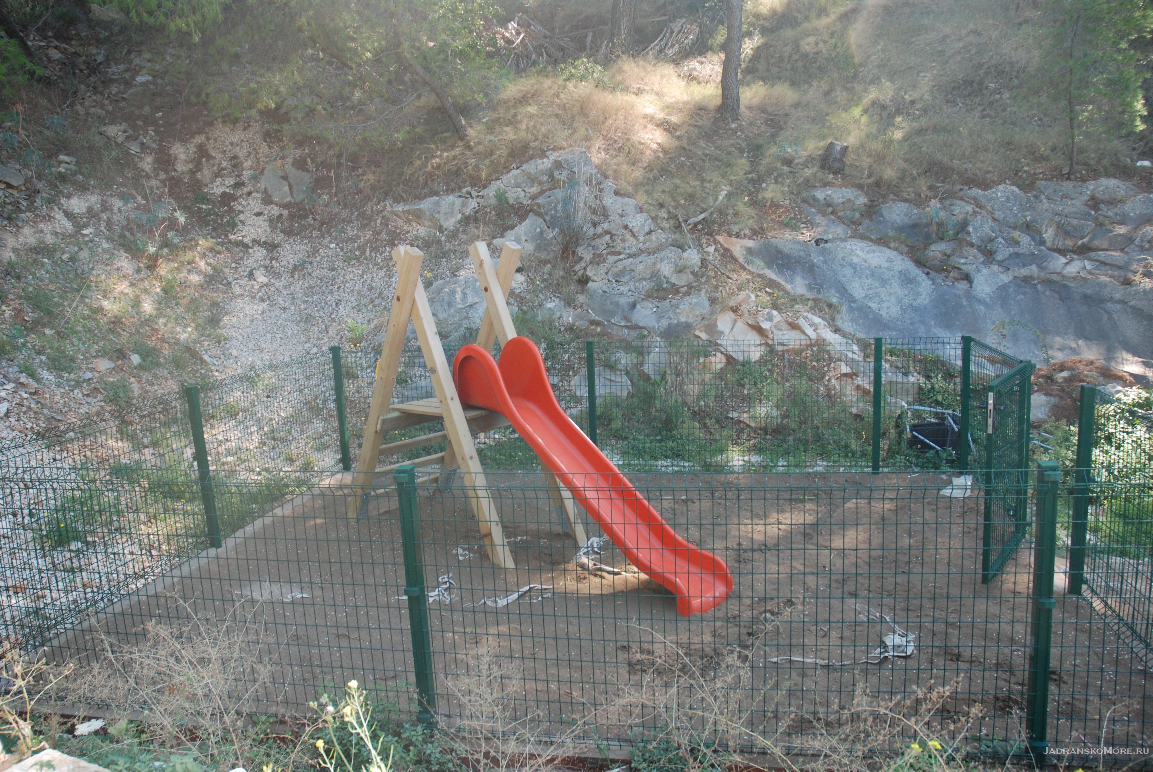 Детская площадочка