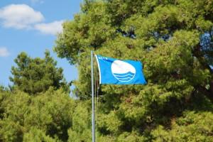 Голубой флаг на пляжах Хорватии