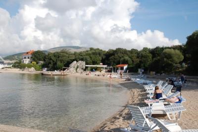 Пляж Копокабана в Дубровнике