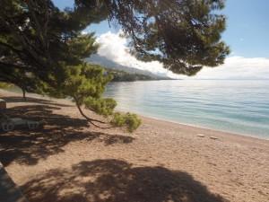 Пляж Солин в Бреле
