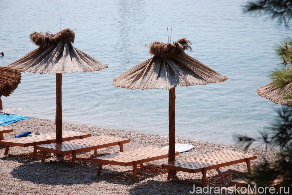 Макарска - это пляжный отдых