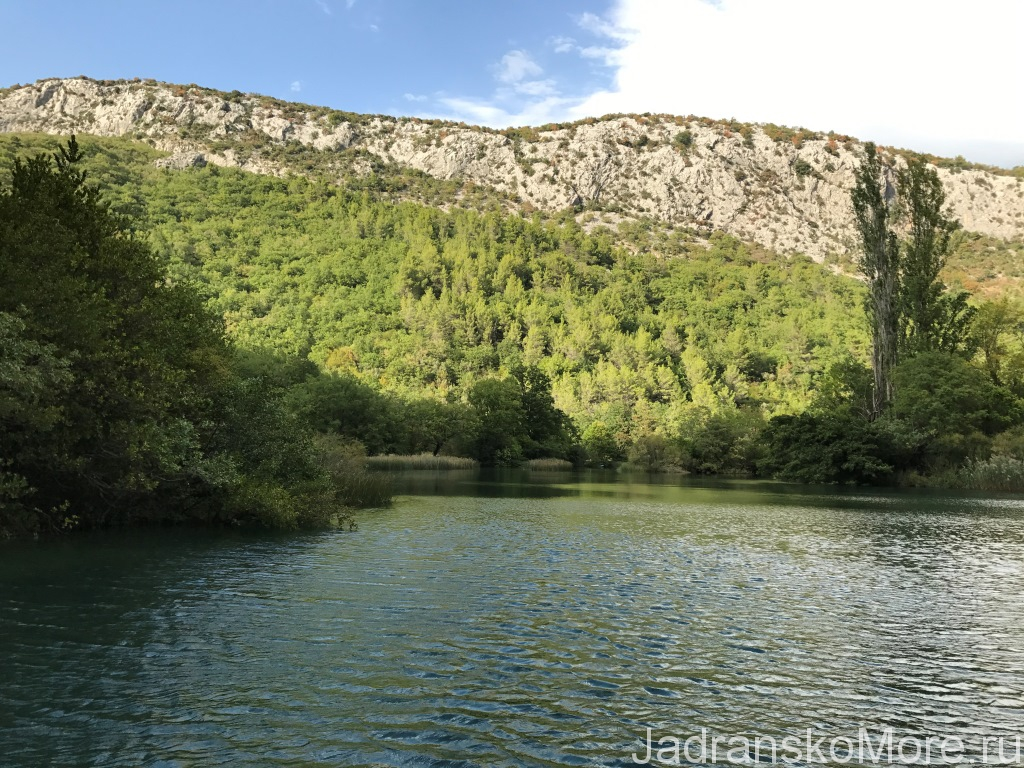 Отзыв об отдыхе в Хорватии в сентябре - Омиш, Цетина