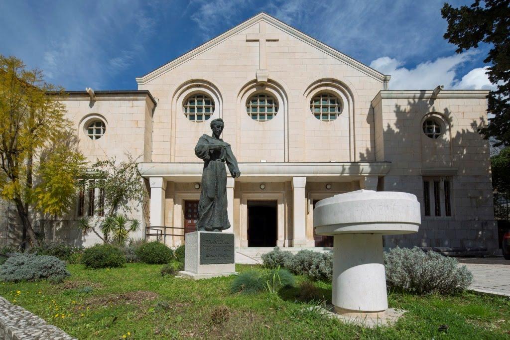 Францисканский монастырь Пресвятой Девы Марии в Макарске