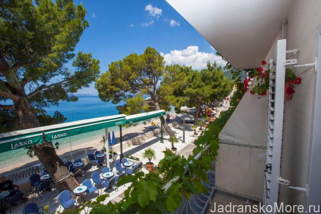 Хорватия жилье на берегу моря квартиры дубай