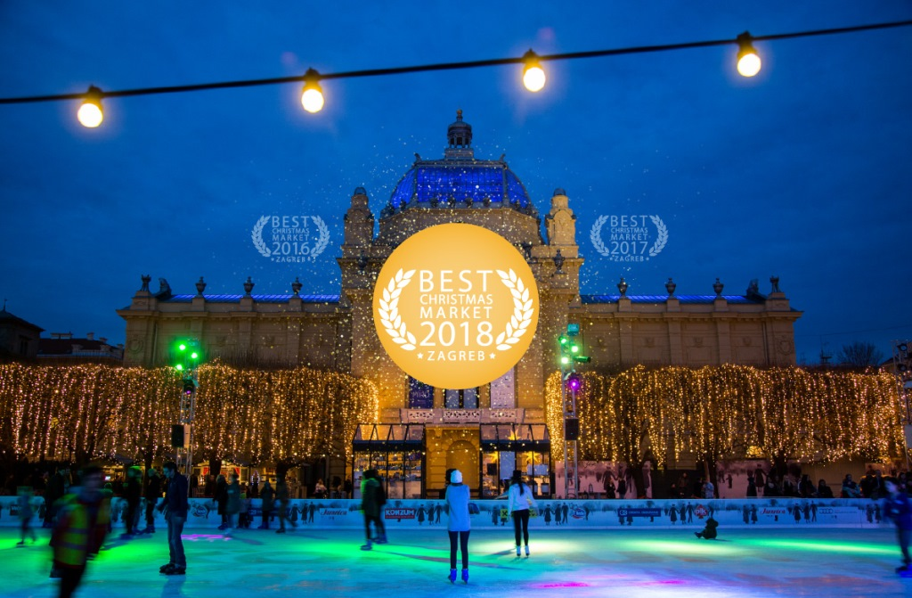 Zagreb-Advent-best-Christmas-market-in-Europe- Copyright Zagreb Tourist Board