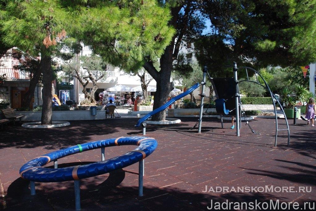 Tucepi playground