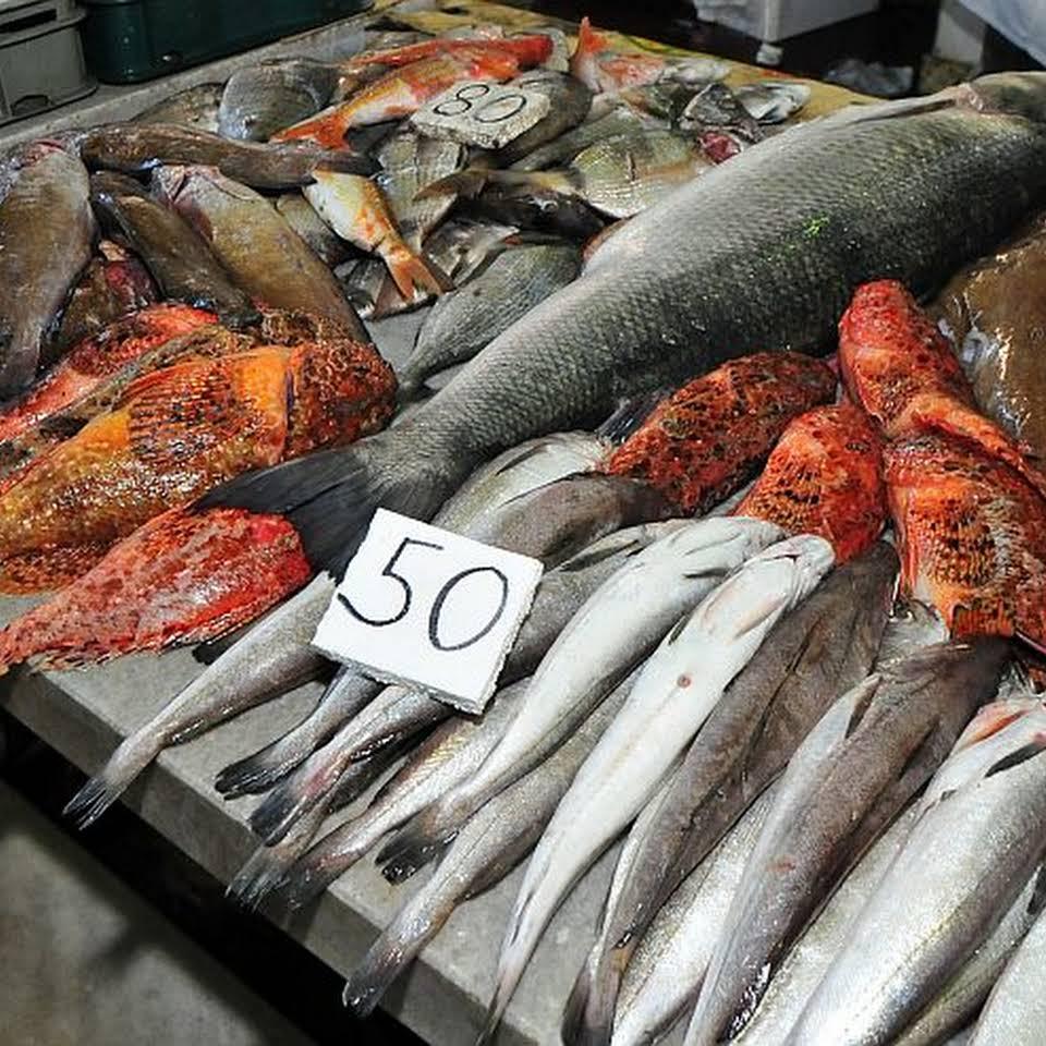 На рыбный рынок нужно приходить пораньше